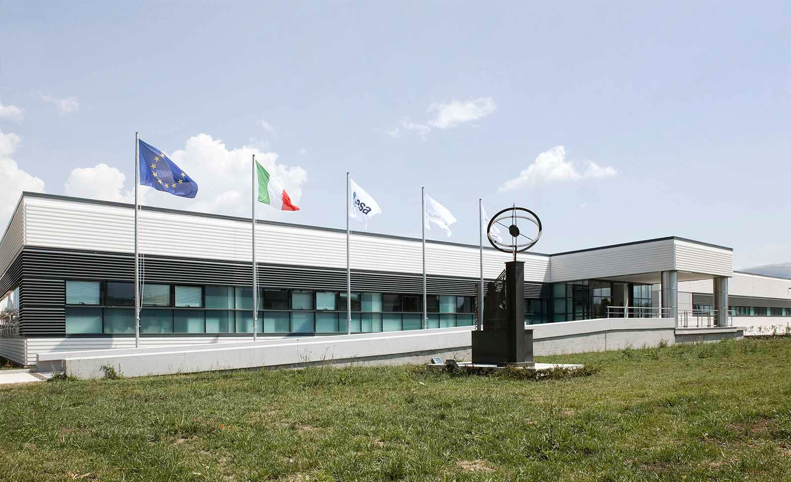 Il Ground Ground Segment di Galileo nel Fucino Control Center in Italia