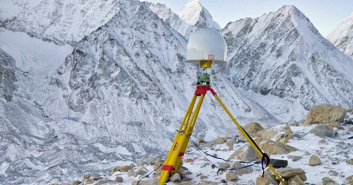 CHC Nav receiver Everest W