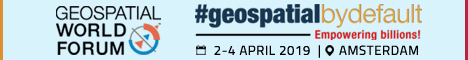 Geospatial World Forum 2019